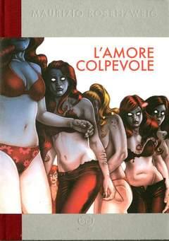 Copertina AMORE COLPEVOLE n.0 - L'AMORE COLPEVOLE, BD EDIZIONI