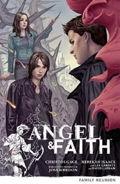 Copertina ANGEL & FAITH n.3 - RIMPATRIATA, BD EDIZIONI