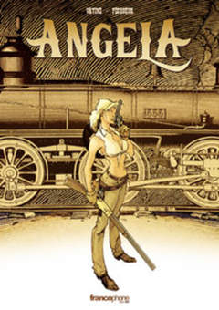 Copertina ANGELA n.0 - ANGELA, BD EDIZIONI
