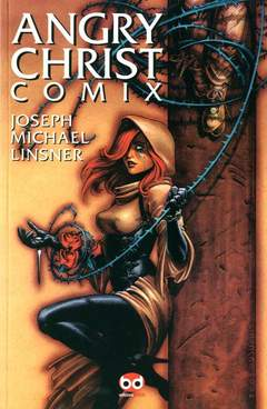Copertina ANGRY CHRIST COMICS n.0 - ANGRY CHRIST COMICS, BD EDIZIONI