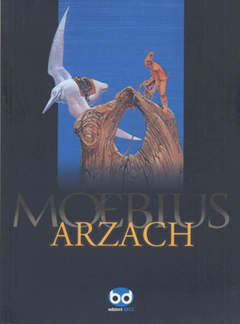 Copertina ARZACH n.0 - ARZACH, BD EDIZIONI