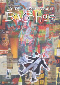 Copertina BACCHUS DI EDDIE CAMPBELL n.5 - 1001 NOTTI DI BACCHUS, BD EDIZIONI