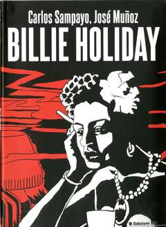 Copertina BILLIE HOLIDAY n.0 - BILLIE HOLIDAY, BD EDIZIONI