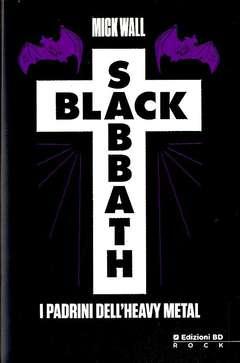 Copertina BLACK SABBATH n. - I PADRINI DELL'HEAVY METAL, BD EDIZIONI