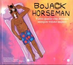 Copertina BOJACK HORSEMAN n. - THE ART BEFORE THE HORSE, BD EDIZIONI