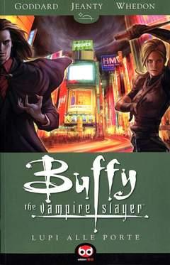 Copertina BUFFY STAGIONE 8 n.3 - LUPI ALLE PORTE, BD EDIZIONI