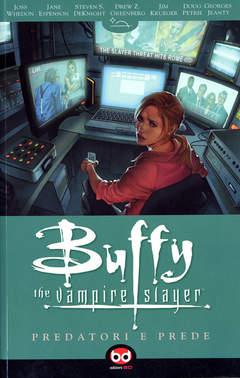 Copertina BUFFY STAGIONE 8 n.5 - PREDATORI E PREDE, BD EDIZIONI