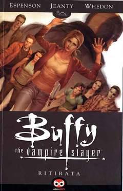 Copertina BUFFY STAGIONE 8 n.6 - RITIRATA, BD EDIZIONI