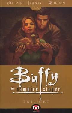 Copertina BUFFY STAGIONE 8 n.7 - TWILIGHT, BD EDIZIONI