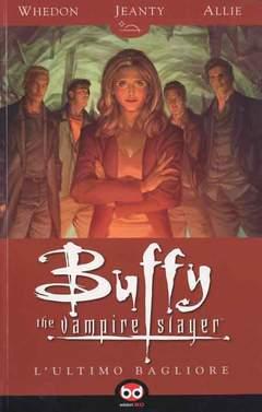 Copertina BUFFY STAGIONE 8 n.8 - L'ULTIMO BAGLIORE, BD EDIZIONI