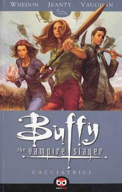 Copertina BUFFY STAGIONE 8 n.0 - VOLUME 1 & 2 - CACCIATRICI, BD EDIZIONI