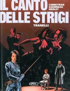 Copertina CANTO DELLE STRIGI n.2 - TRANELLI, BD EDIZIONI