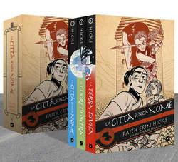 Copertina CITTA' SENZA NOME (m3) n. - LA CITTA' SENZA NOME Box 1/3, BD EDIZIONI