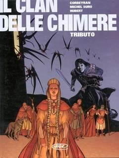 Copertina CLAN DELLE CHIMERE n.1 - TRIBUTO, BD EDIZIONI