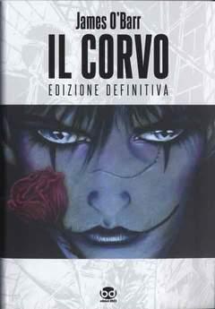 Copertina CORVO Edizione definitiva n. - IL CORVO - Edizione Definitiva, BD EDIZIONI