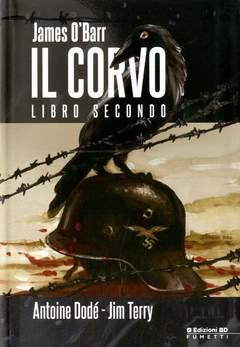 Copertina CORVO Libro Secondo n.0 - IL CORVO - Libro Secondo, BD EDIZIONI