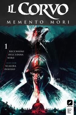 Copertina CORVO MEMENTO MORI #1 Variant n.1 - Variant Cover di DAVIDE FURNO', BD EDIZIONI