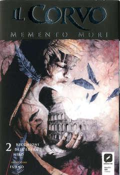 Copertina CORVO MEMENTO MORI #2 Variant n.2 - Variant Cover C di DANIELE SERRA, BD EDIZIONI