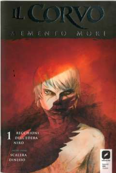 Copertina CORVO MEMENTO MORI (m4) n.1 - MEMENTO MORI - Cover di WERTHER DELL'EDERA, BD EDIZIONI