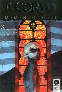Copertina CORVO MEMENTO MORI (m4) n.3 - MEMENTO MORI, BD EDIZIONI