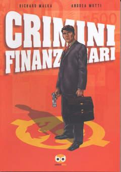 Copertina CRIMINI FINANZIARI n.0 - CRIMINI FINANZIARI, BD EDIZIONI
