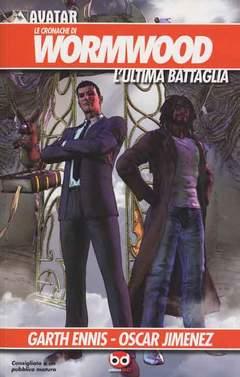 Copertina CRONACHE DI WORMWOOD n.2 - L'ULTIMA BATTAGLIA, BD EDIZIONI