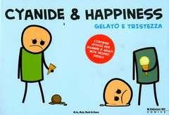 Copertina CYANIDE & HAPPINESS n.1 - GELATO E TRISTEZZA, BD EDIZIONI
