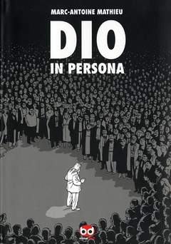 Copertina DIO IN PERSONA n.0 - DIO IN PERSONA, BD EDIZIONI