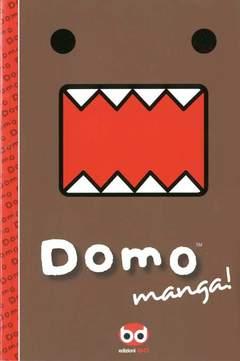 Copertina DOMO n.0 - DOMO, BD EDIZIONI