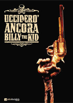 Copertina GARRETT n.0 - UCCIDERO' ANCORA BILLY THE KID TP, BD EDIZIONI