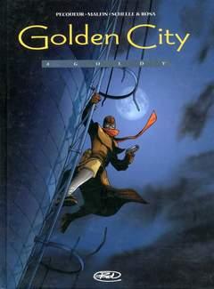 Copertina GOLDEN CITY n.4 - GOLDY, BD EDIZIONI