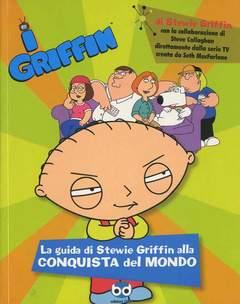 Copertina GUIDA DI STEWIE GRIFFIN n.0 - GUIDA DI STEWIE GRIFFIN, BD EDIZIONI