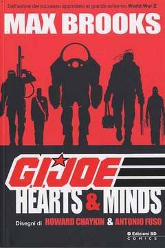 Copertina G.I. JOE HEARTS & MINDS n.0 - G.I. JOE: HEARTS & MINDS, BD EDIZIONI