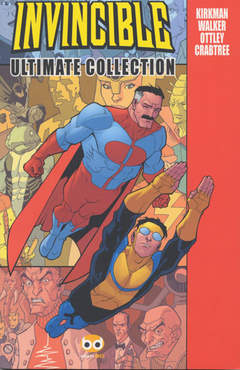 Copertina INVINCIBLE ULTIMATE COLLECTION n.1 - INVINCIBLE ULTIMATE COLLECTION, BD EDIZIONI