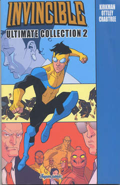 Copertina INVINCIBLE ULTIMATE COLLECTION n.2 - INVINCIBLE ULTIMATE COLLECTION 2, BD EDIZIONI