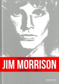 Copertina JIM MORRISON Riedizione n.0 - JIM MORRISON - Riedizione, BD EDIZIONI