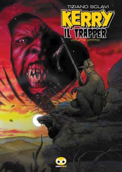 Copertina KERRY IL TRAPPER n.1 - KERRY IL TRAPPER             1, BD EDIZIONI