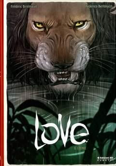 Copertina LOVE n.3 - IL LEONE, BD EDIZIONI