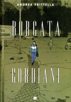 Copertina LUCCA PROJECT CONTEST n.10 - GORDIANI, BD EDIZIONI