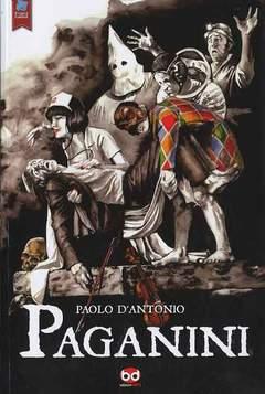 Copertina LUCCA PROJECT CONTEST n.4 - 2012 - PAGANINI, BD EDIZIONI