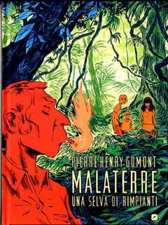 Copertina MALATERRE n. - MALATERRE, BD EDIZIONI