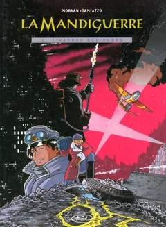 Copertina MANDIGUERRE n.1 - VAPORI DEL VUOTO, BD EDIZIONI