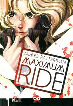 Copertina MAXIMUM RIDE (m2) n.1 - MAXIMUM RIDE, BD EDIZIONI