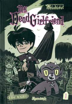 Copertina MY DEAD GIRLFRIEND n.1 - MY DEAD GIRLFRIEND N. 1, BD EDIZIONI