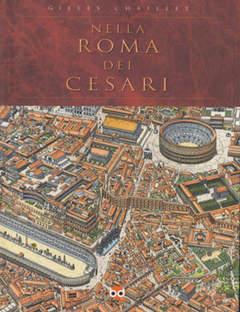 Copertina NELLA ROMA DEI CESARI n.0 - NELLA ROMA DEI CESARI, BD EDIZIONI