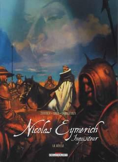 Copertina NICOLAS EYMERICH 1 COFANETTO n. - DEA 1 E 2, BD EDIZIONI