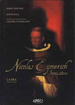 Copertina NICOLAS EYMERICH INQUISITORE n.1 - LA DEA 1 (di 2), BD EDIZIONI