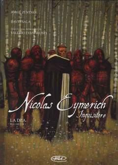 Copertina NICOLAS EYMERICH INQUISITORE n.2 - LA DEA 2 (di 2), BD EDIZIONI