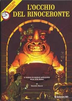 Copertina OCCHIO DEL RINOCERONTE n.0 - L'OCCHIO DEL RINOCERONTE, BD EDIZIONI
