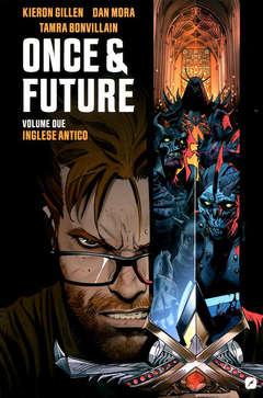Copertina ONCE & FUTURE n.2 - ONCE & FUTURE, BD EDIZIONI
